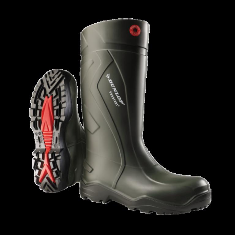 Dunlop Purofort Rig Air Full Safety veiligheidslaarzen S5